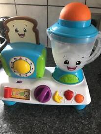 Bright Starts Kitchen Toy