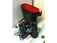 Pathescope deluxe binoculars