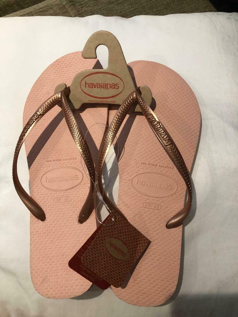 discount shop differently new arrival BRAND NEW - HAVAIANAS SIZE 5 PINK | in Exeter, Devon | Gumtree