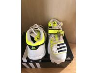 New TWENTY2YDS MID IV adidas cricket spikes / shoes size uk 7