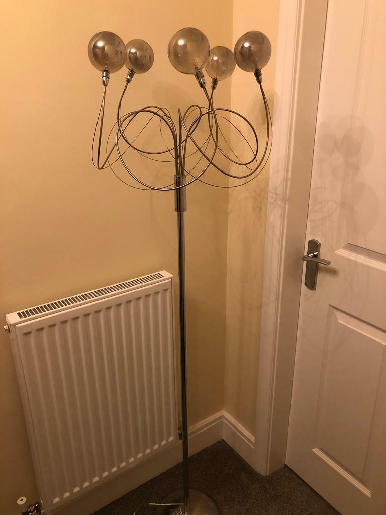 Next Lana floor lamp   in Blaby, Leicestershire   Gumtree