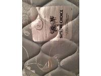 FREE Single Mattress - Medium soft - Hardly used