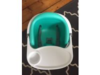 2-in-1 baby booster seat (bumble)