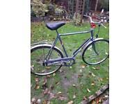 "Retro BSA bicycle 23"" frame"