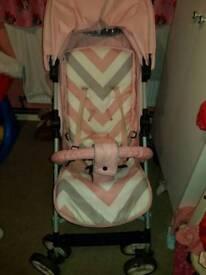 My babii stroller