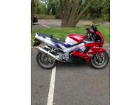 Kawasaki zx9r years mot ready to ride away