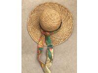 Ladies sun hat
