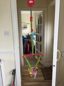 Baby Door Bouncer excellent condition