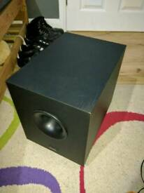 Tannoy SFX 5.1 active subwoofer