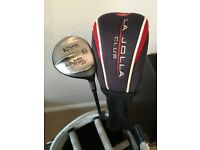 Golf Fairway Woods - 'The Knife' - 3 and 5 Woods