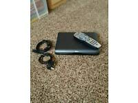 Sky HD box. With remote and hdmi