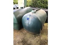 OIL TANKS FROM £50