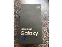 Samsung s7 32gb with box
