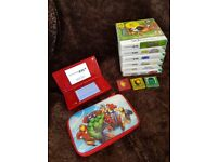 Nintendo Dsi, case, charger & games