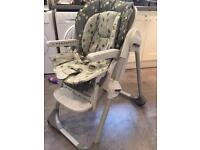 Chicco High Chair Baby and Toddler