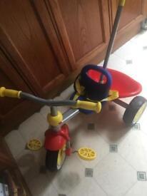 Kid tricycle
