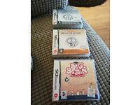 Ds games bundle