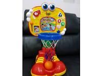 Baby basketball ChadValley