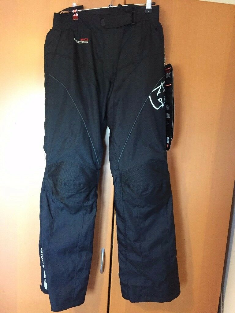 Oxford EOS Ladies motorbike trousers - size 10, brand new with tags