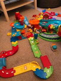 Vtech Toot Toot tracks bundle