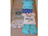 4-5 years 3 pairs shorties bundle
