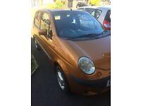 Daewoo Matiz EZ+, 2002, 0.8 petrol