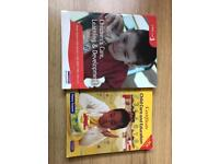Child care college Learning books NVQ tuition