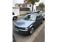 Bmw 323 automatic low mileage!! Only 82k on clock