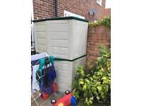 Large outdoor utility storage