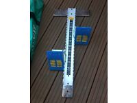 Pro Olympic Starting Blocks for sale, used but good condition