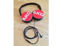 AKG Headphones (on ear)
