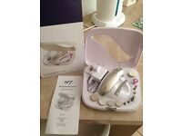 No 7 rechargeable manicure set as new