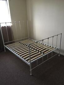 John Lewis Georgie double bed frame