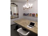 Short Term - Office / Desk Space / Film & Photography £33 per day - Baker Street