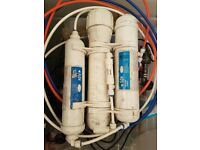 3 stage ro water unit