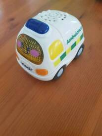 toot toot ambulance