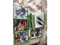 Xbox wire and games bundle