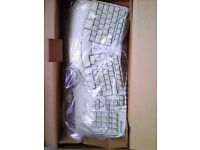 Microsoft curved keyboard