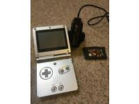 Gameboy Advance and Donkey Kong game