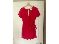 Pink Dress/jumpsuit ETT:TWA by Anthropologie