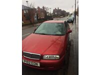 ROVER 618 RED FOR SALE