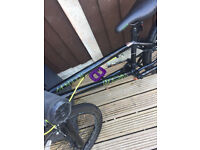 Bike For Sale Hardly Used