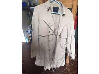 Zara Trench Coat 2016 - Barely used