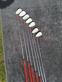Anti Shank F2 Golf Irons