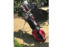 Mizuno / Tiitleist golf set