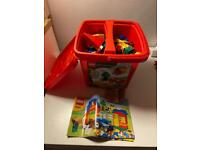 Lego /Lego creator storage box various Lego