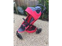 Phil and ted pushchair in good condition