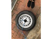 Spare tailer tyre - brand new