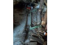 Vintage Horse Cart Axle and Pony Trap Axle