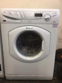 Hotpoint ultima 7kg 1400rpm washing machine